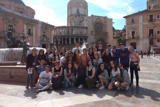 Free tour Valencia español, tour gratis, visita guiada, casco antiguo, tour gratuito.